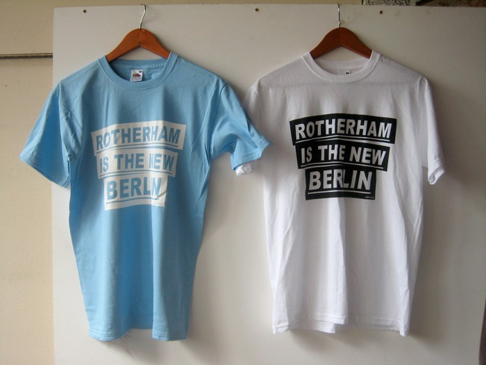 Rotherham is the new Berlin: Article