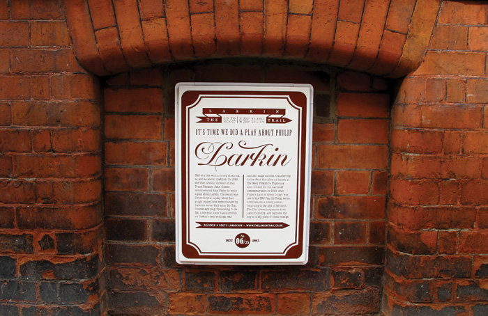 The Larkin Trail: United Creatives