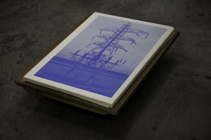 Theo Simpson: 132 KV PL16 Print