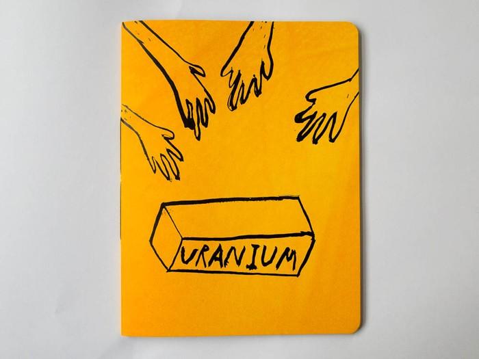 Craig Atkinson: Grab The Uranium