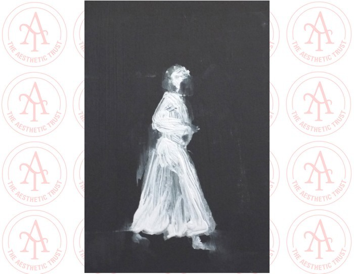 Cathy Lomax: White 12 (L'Atalante)